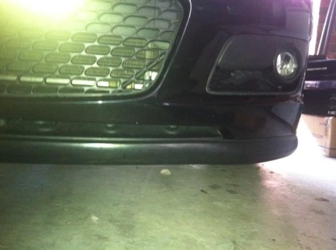 Diy Front Lip Mazda 6 Mps Rubber Garage Door Seal Type Page 3