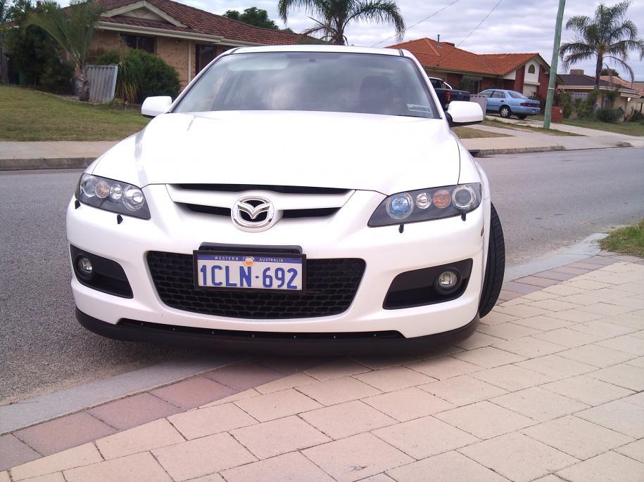 Diy Front Lip Mazda 6 Mps Rubber Garage Door Seal Type Page 2