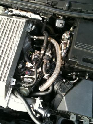 Smokey turbo seals - NEW mazda fix apparantly?