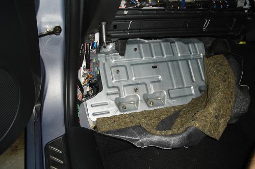 Hawk Brake Pads >> Mazda 6 MPS ECU location